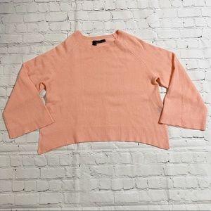 360Cashmere 100% cashmere orange sweater, Size S